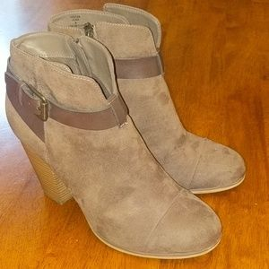 Lime Light booties size 8